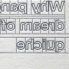 Blush Publishing Font Deck
