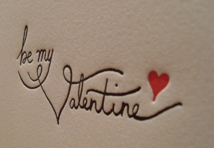 Letterpress Love – Valentines Cards Uk