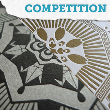 Letterpress competition