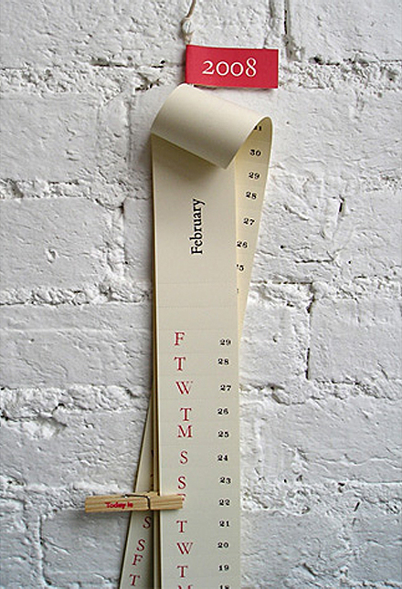 Harrington & Squires Hanging Wall Calendar 3