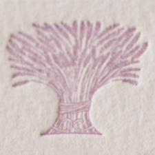 Artcadia Lavender Wedding Invite