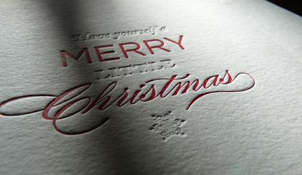 Meticulous Ink Christmas Card 1