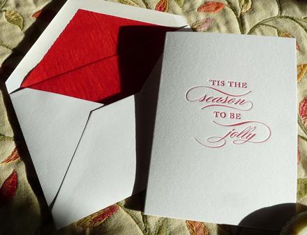 Meticulous Ink Christmas Card 3