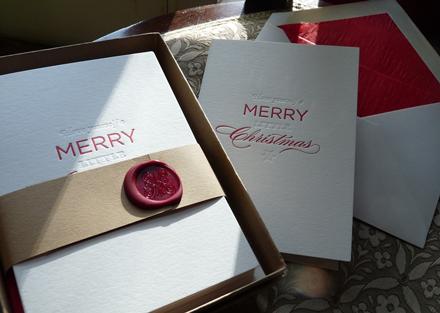 Meticulous Ink Christmas Card 4