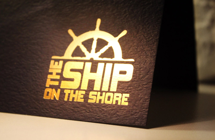 The ship on the shore 2