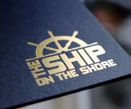 The ship on the shore 3