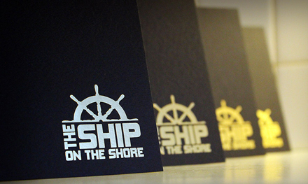 The ship on the shore 4