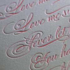 Valentine Cards 2012